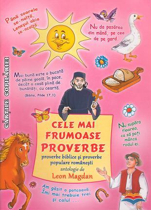 Ne place să continuăm proverbele populare românești!