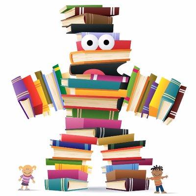 Universul cărților- personaje principale