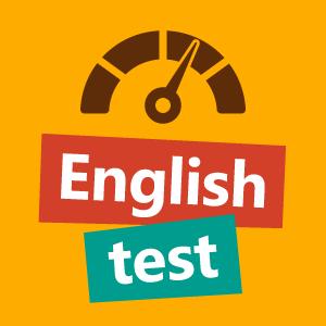 Test de limba engleză