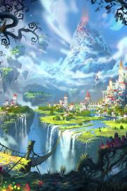 Să călătorim pe tărâmuri fermecate, în lumea magică a basmelor