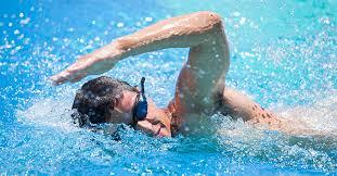 Eroii înotului