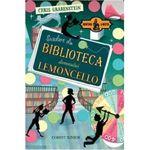 Evadare din biblioteca domnului Lemoncello- carte fascinantă de aventuri