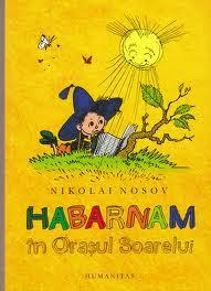 Aventurile lui Habarnam (Capitolele I-VII)