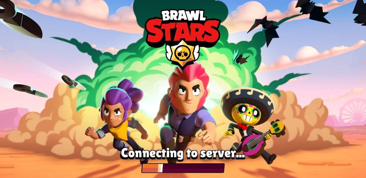BRAWL STARS 77 I