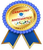 CAMPIONII MATEMATICII – T1