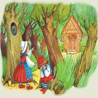 Emotionanta poveste a lui Hansel si Gretel