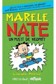 Marele Nate:  Un puști de neoprit (Big Nate on a Roll)