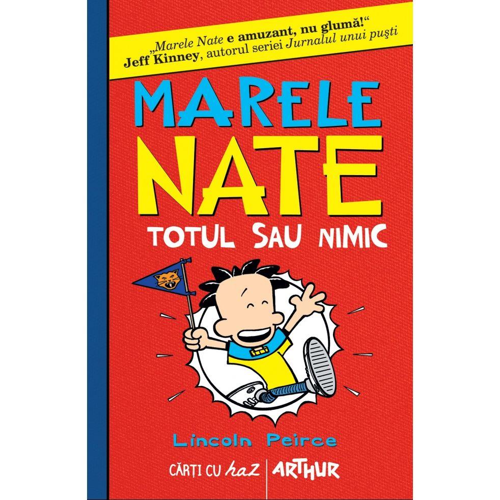 Marele Nate: Totul sau nimic (Big Nate Goes for Broke)