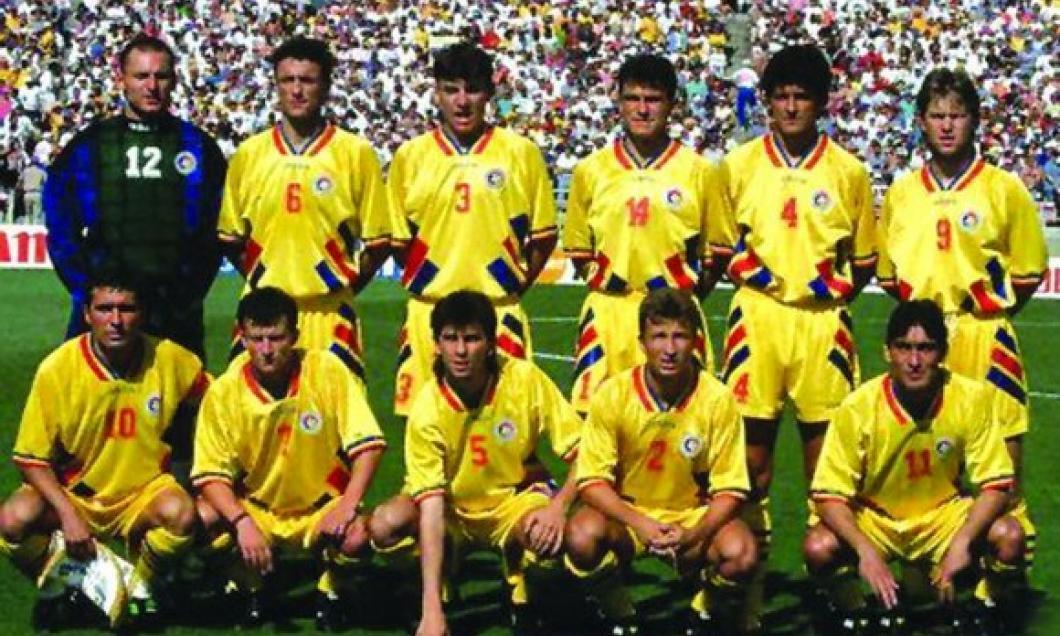 Naționala de fotbal a României la Campionatele Mondiale