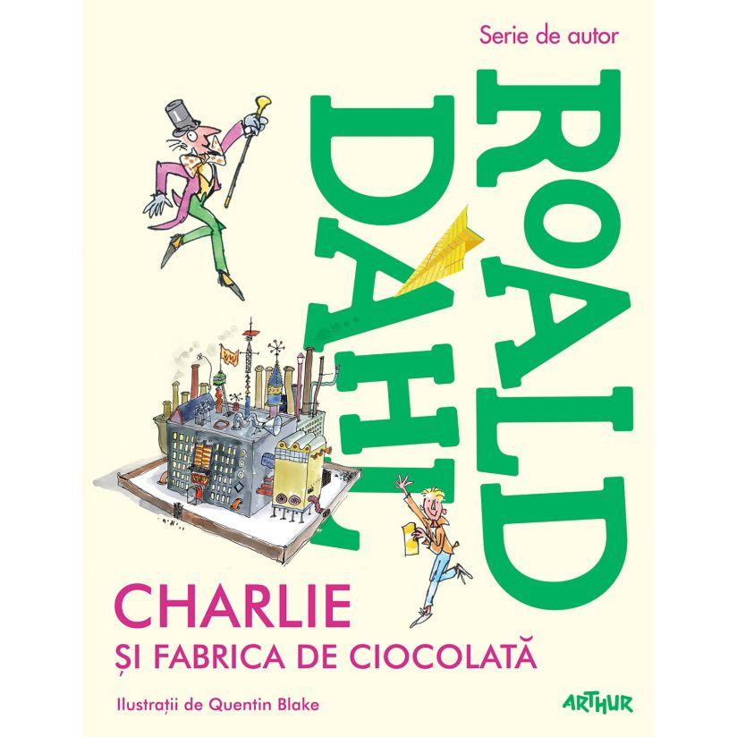 Charlie si fabrica de ciocolata  – [duplicate]