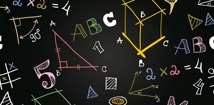 Matematica pentru clasa a 6-a.