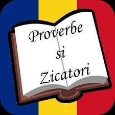 Proverbe românești!