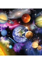 Călătorie prin Sistemul Solar 1