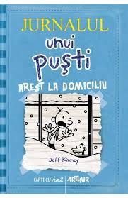 Jurnalul Unui Puști Vol.6 Arest La Domiciliu