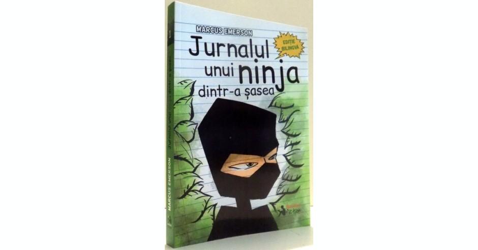 Jurnalul unui ninja dintr-a șasea (1)