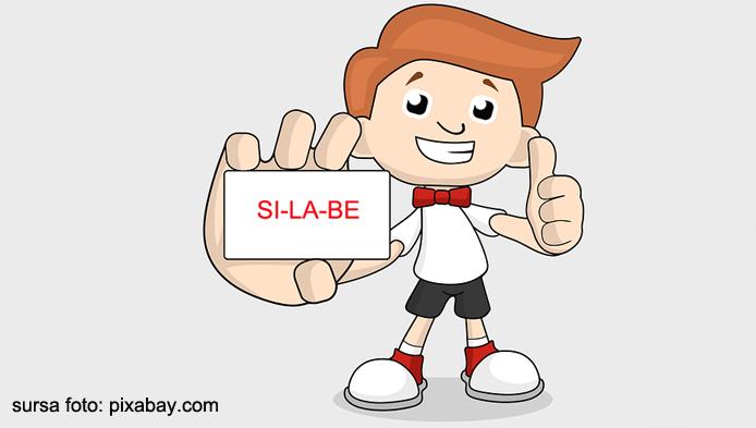 Hai să despărțim în silabe!!!