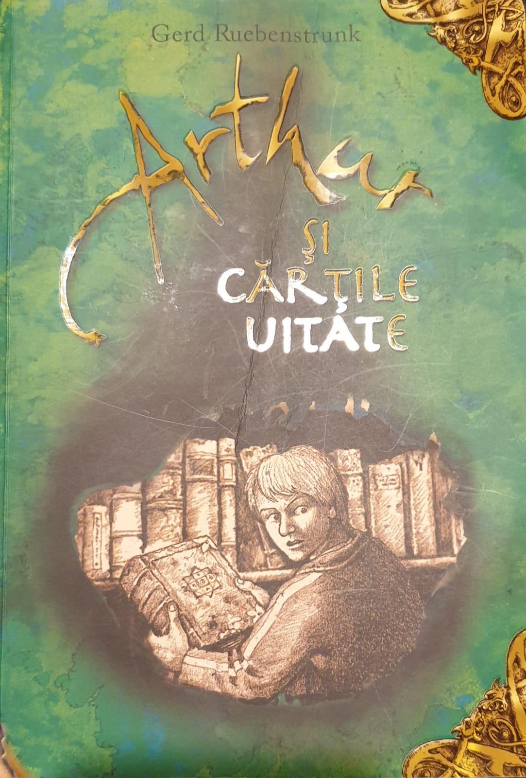 Arthur și Cărțile Uitate, test II