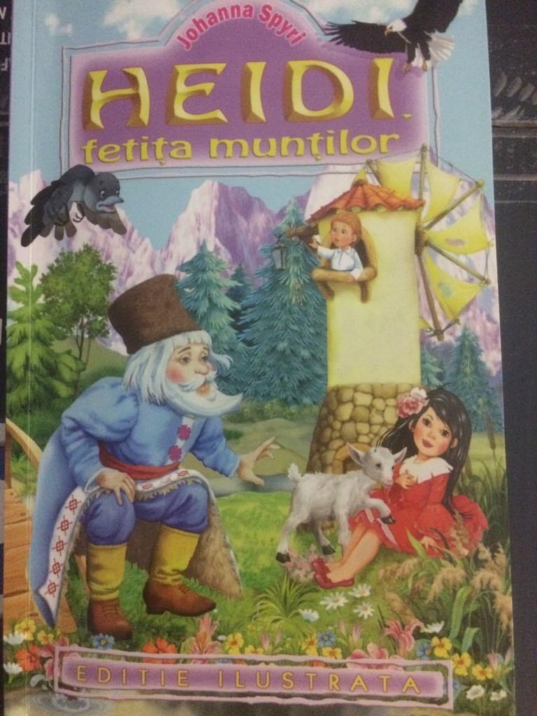 Heidi – fetita muntilor