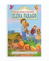 Motanul Pedepsit – Elena Farago