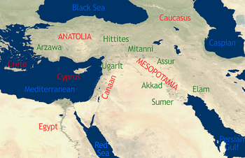 Quiz Istorie Clasa a V-a despre Orientul Antic.