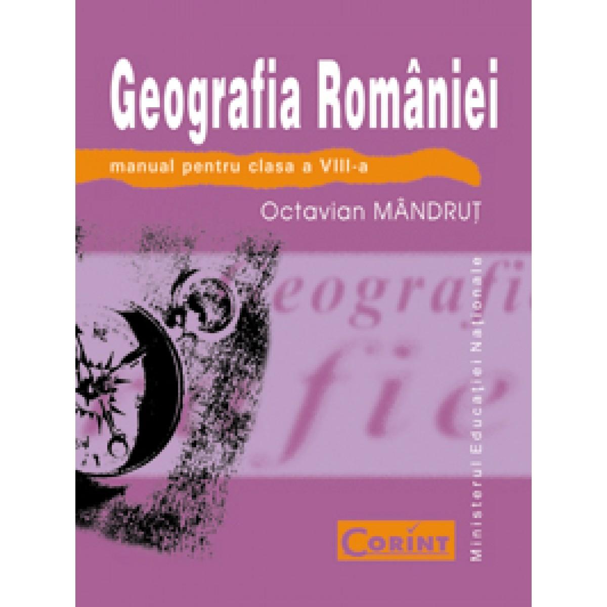 Geografie diversă românească