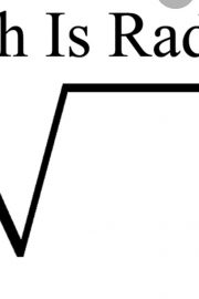 Radicali – [duplicate]