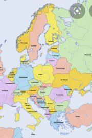 Capitalele țărilor europene