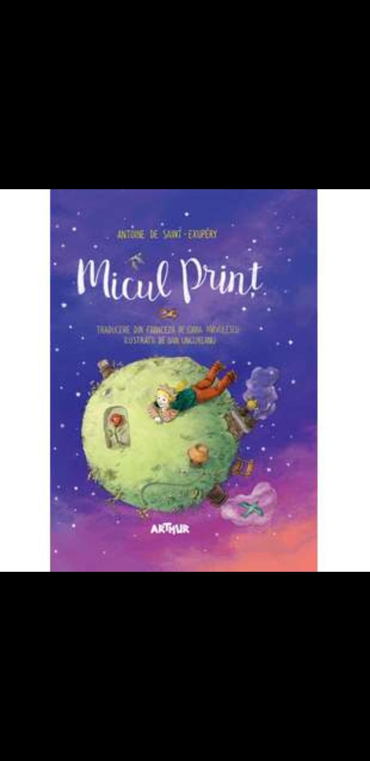 Micul Prinț – o carte magică