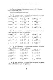 Matematica pentru cei mici