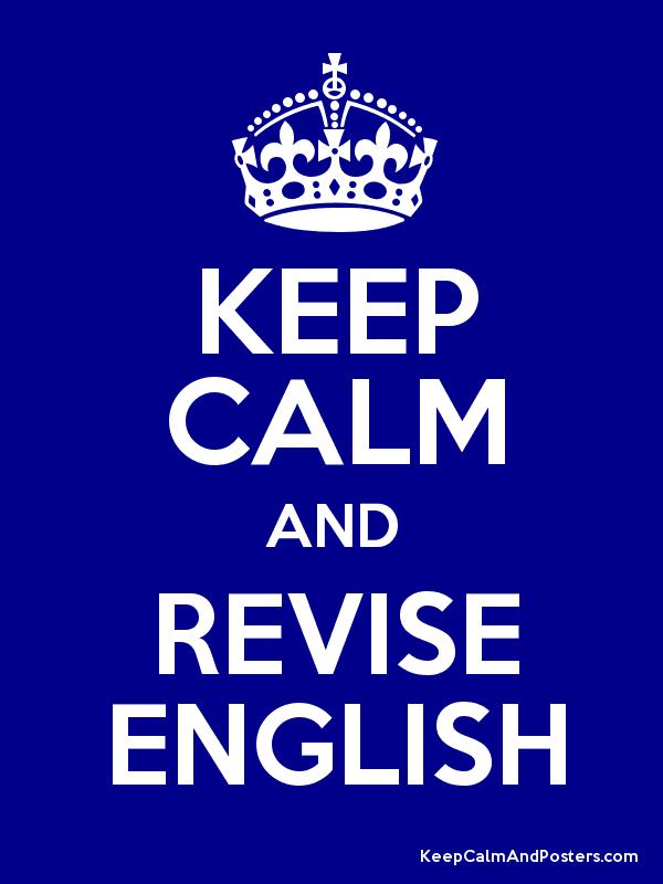 5th grade English revision