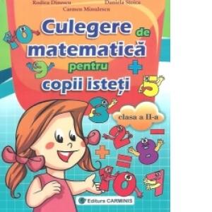 Matematica pentru copii de clasa a 2-a