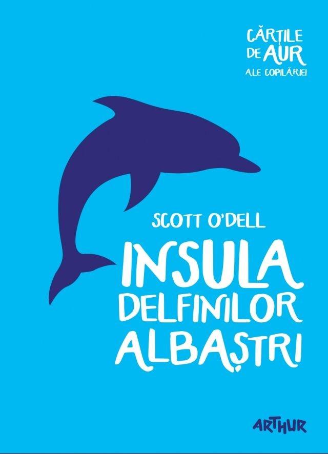 Insula delfinilor albaștri