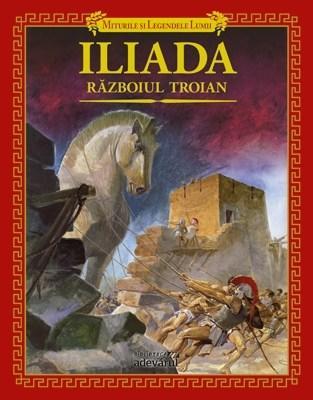 Iliada- razboiul troian