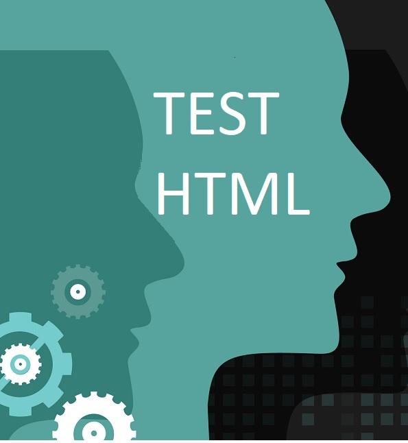 TEST GRILA  – HTML