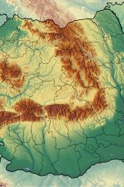 Caracteristici generale ale reliefului Romaniei