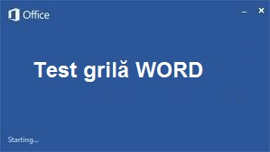Test WORD