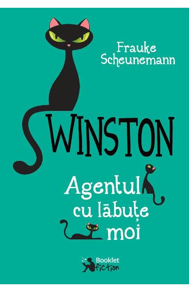 Winston, agentul cu lăbuțe moi – de Frauke Scheunemann