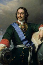 Țarul Petru I Cel Mare al Rusiei