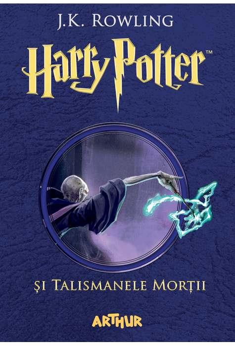 Harry Potter și Talismanele Morții – volumul 7