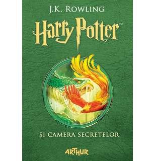 Harry Potter și Camera Secretelor – volumul 2