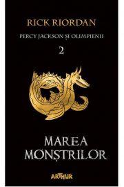 Percy Jackson și Olimpienii: Marea Monștrilor – de Rick Riordan
