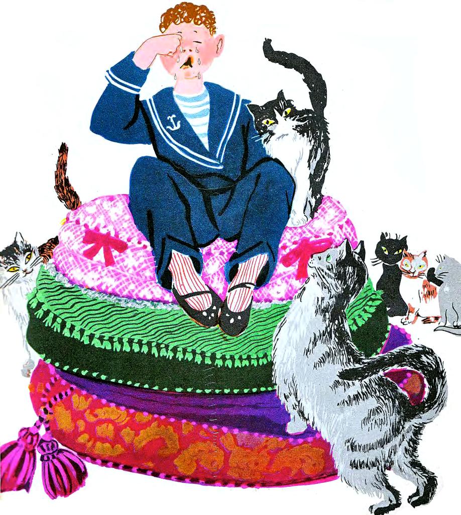 Prințul Miorlau – o frumoasă şi amuzantă poezie scrisă de Nina Cassian