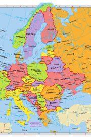 Capitale ale statelor din Europa