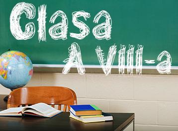 Recapitulare matematică (4) clasa a VIII-a – semestrul I