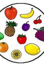 Fructe în limba engleză