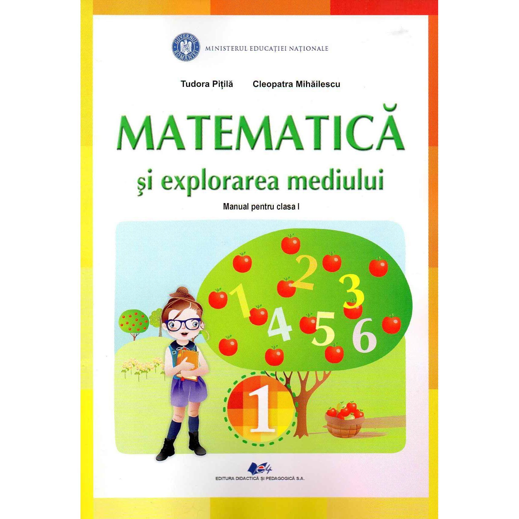 Matematică clasa I