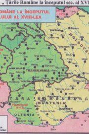 Principatele Române în perioada regimului fanariot