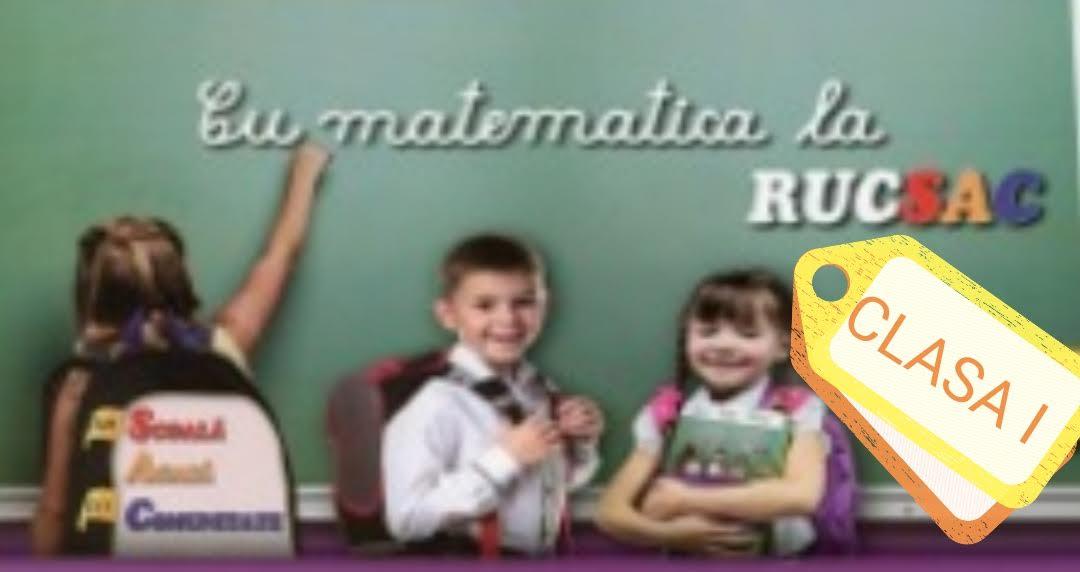 Cu matematica la RUCSAC !
