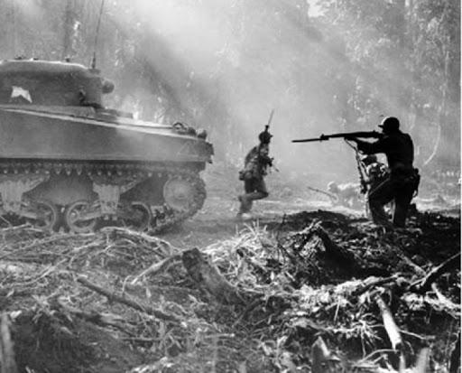 Al doilea război mondial (I)