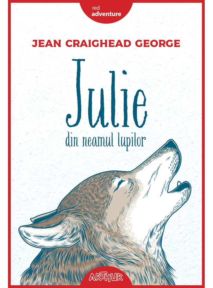Julie din neamul lupilor –